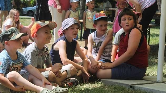 Dětský den v Oráčově