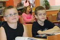 Nahlédnutí do školy v Šanově