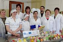 Cukrářská soutěž v Jesenici