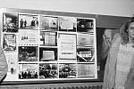 Foto a dokumenty z listopadu 1989.