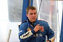 Jakub Kubíček předvedl opět suverénní jízdu a postoupil do finále.