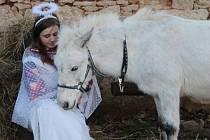 Živý betlém v Lišanech
