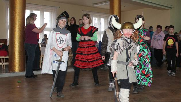 Dětský karneval v Kounově