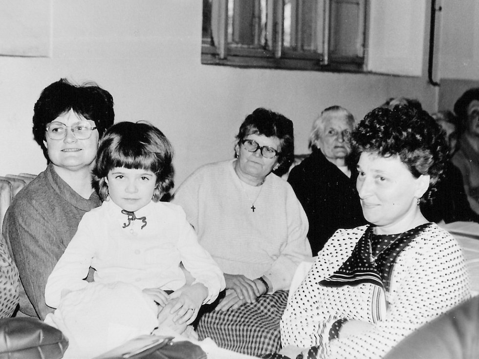 MDŽ ve Slabcích 9. 3. 1986