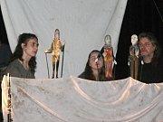 Divadelní hra Hanako v podání Turnovského divadelního studia A. Marek zahájila Popelku 2018