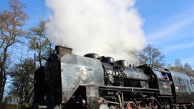 Pro železniční muzeum v Lužné končí 20. sezona