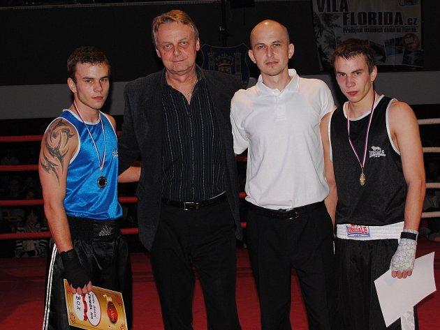 6. ročník Galavečeru bojových sportů - Rakovník