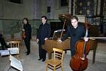 Italské Trio di Parma.