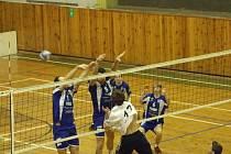VK Rakovník - Praga II. liga muži - volejbal