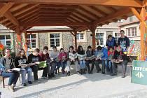 Nová přírodní učebna v Křivoklátě