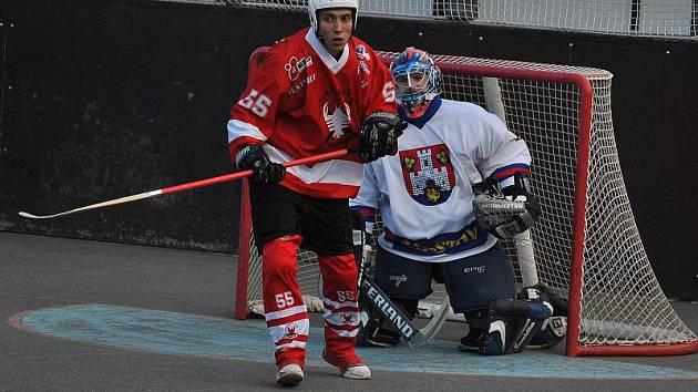 Hokejbal HBC Rakovník - Benátky nad Jizerou