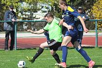 Olympie Rakovník prohrála s Olešnou 0:1.