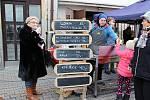 Na letošní Pohodě V Brance panovala vánoční atmosféra i slunečné počasí. Ale hlavně pohoda.