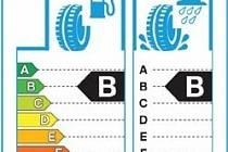 Nové označení pneumatik