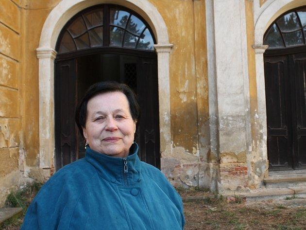 Prohlídka zámku Olešná
