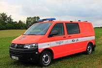 Rychlý zásahový vůz se nevyužívá jen při hašení požáru, ale zejména při dopravních nehodách.