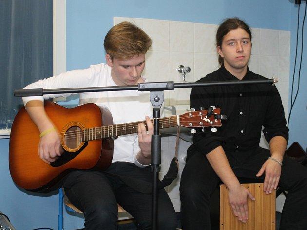Studenti gymnázia připravili hostům kulturní program