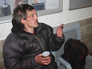 Bezdomovci v Rakovníku