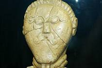 Vernisáž Příběh nejkrásnější keltské hlavy v novostrašeckém muzeu