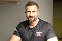 Fitness trenér z Rakovníka  Michal Dolejš.
