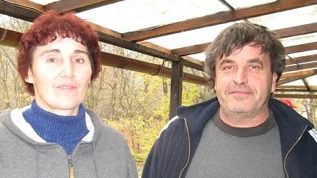 Miroslav a Lenka Menclovi