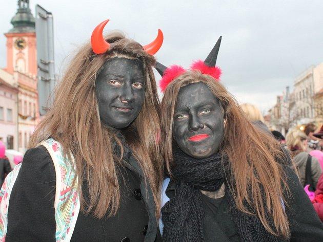 Mikulášská párty v Rakovníku