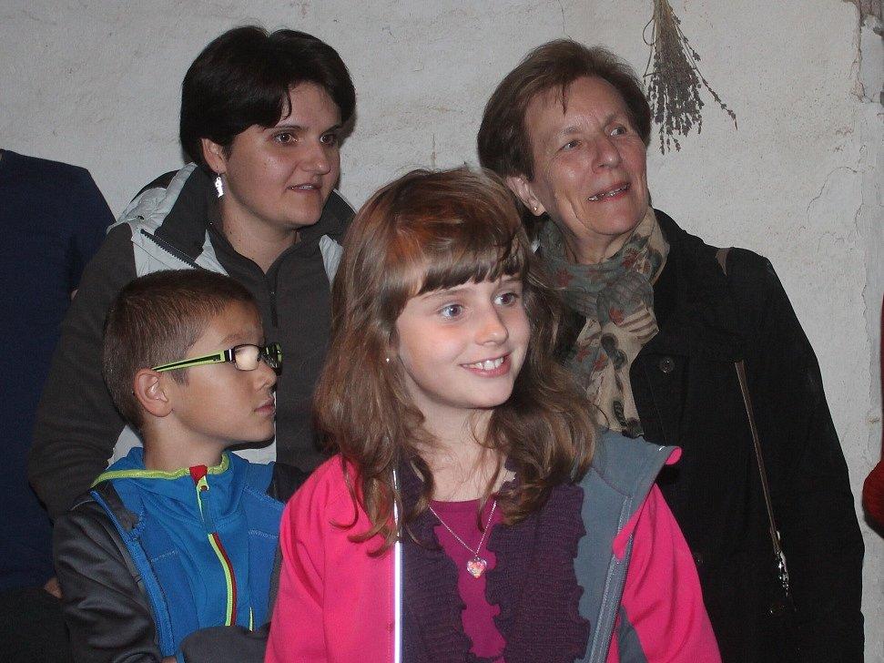 Třetí benefice v Jesenické podkůvkárně