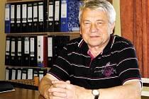 Josef Heller, starosta obce Panoší Újezd