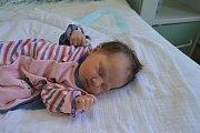TEREZA BROŽOVÁ, RAKOVNÍK. Narodila se 6. ledna 2019. Po porodu vážila 3,0 kg a měřila 49 cm. Rodiče jsou Kristýna a Jakub. Bratr Kubík.