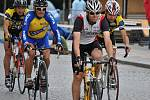 Cyklování uzavřel závod silniční kritérium