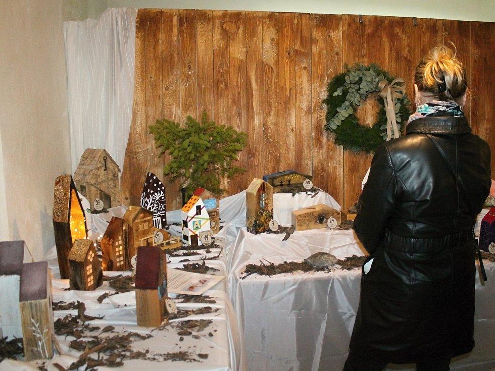 Výstavy Domov a Vánoce v Roubence byly slavnostně zahájeny.