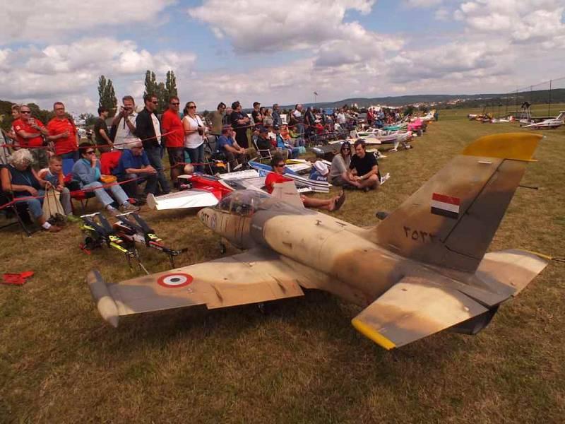 Model Air Show Rakovník 2016