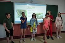 Žáci rakovnického gymnázia v projektu iKid.