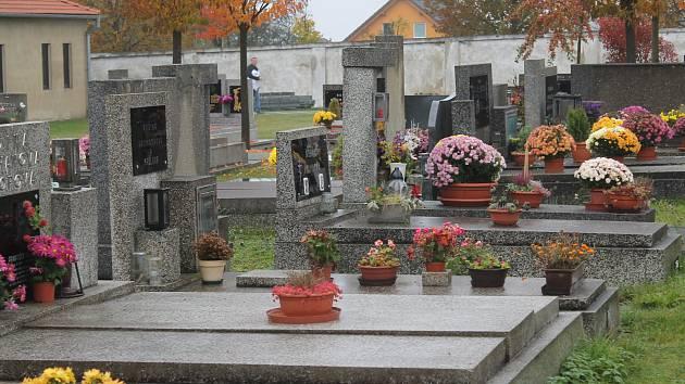 Hřbitov v Novém Strašecí