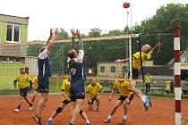 Krajská liga II. třídy, volejbal, Rakovník. Foto: Miroslav Koloc