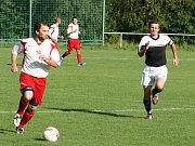 Poslední finalista okresního poháru - Olešná, vypadl hned v prvním kole. Stopku mu vystavil Pavlíkov.