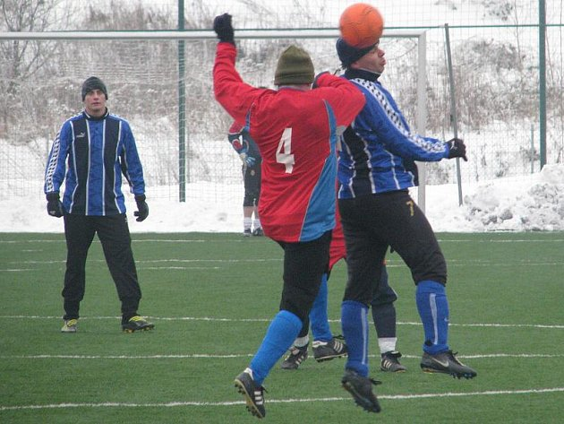 FC Jesenice - SK Lhota