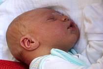 MICHAL SÝKORA, KRUPÁ. Narodil se 13. června 2020. Po porodu vážil 3,9 kg a měřil 53 cm. Rodiče jsou Kamila a Jakub.