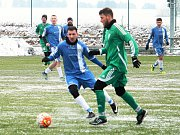 Fotbalisté rakovnického Tatranu prohráli v přípravném duelu s Královým Dvorem 2:3.