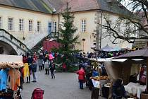 Advent na hradě Křivoklátě 2014
