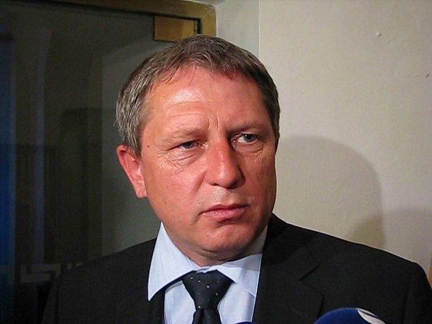 Rakovnický starosta Zdeněk Nejdl