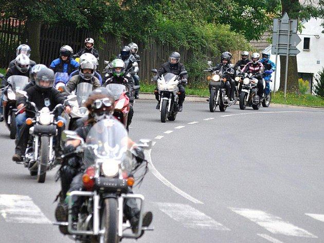 Rack reyd 2011 - spanilá jízda