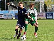 Starší dorost Tatranu vyhrál v Králově Dvoře 2:0, mladší prohrál 1:4.