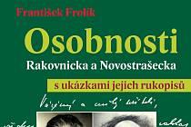 Nová kniha Osobnosti Rakovnicka a Novostrašecka