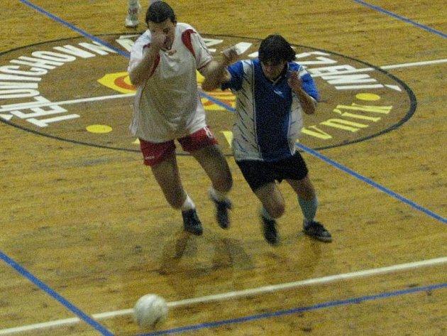 Okresní futsalová soutěž - 3. kolo