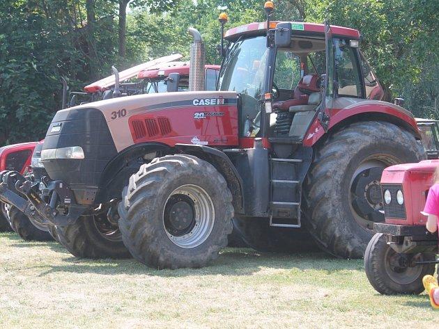 Hředelská traktoriáda