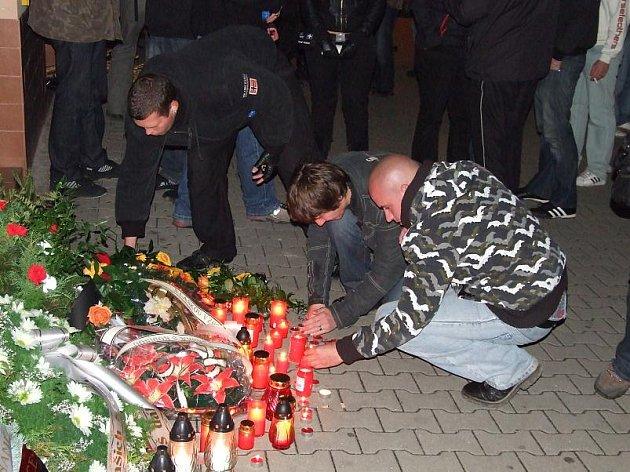 Vzpomínkový pochod - uctění památky Jana Strička