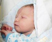 FRANTIŠEK VYSKOČIL, PRAHA Narodil se 6. listopadu 2017. Po porodu vážil 3,75 kg a měřil 52 cm. Rodiče jsou Lucie a Jakub.