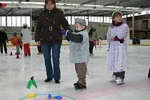 Maškarní karneval na ledě DDMRakovník