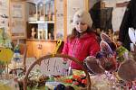 Na sušárně nechybělo pletení pomlázek nebo soutěž o nejlepšího beránka.